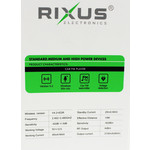 Rixus Bluetooth auto FM-speler RX-BT20