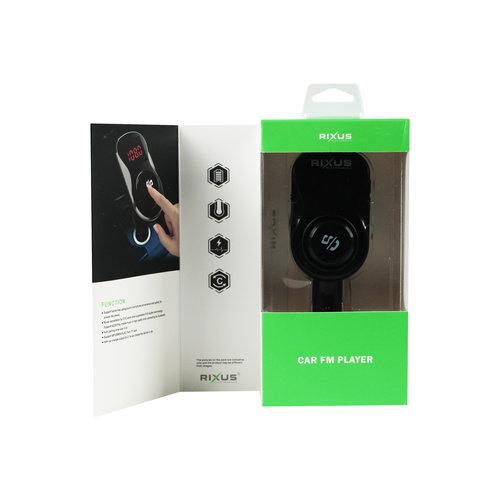 Rixus  Bluetooth Car FM Player RX-BT78