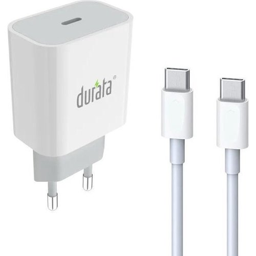 Durata AC-adapter met PD-poort 18W 3.0A DR-75