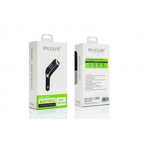 Rixus  Bluetooth Car FM Player RX-BT01