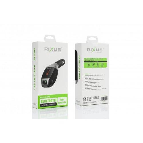 Rixus  Bluetooth Auto FM Player RX-BT02