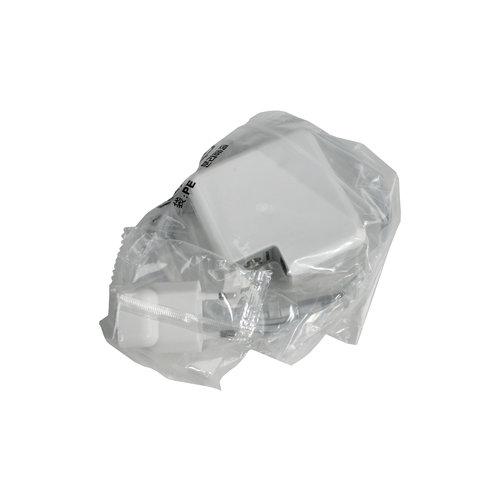 Rixus  60W oplader voor Macbook - L Tip