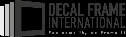 Decal Frame B2B Webshop