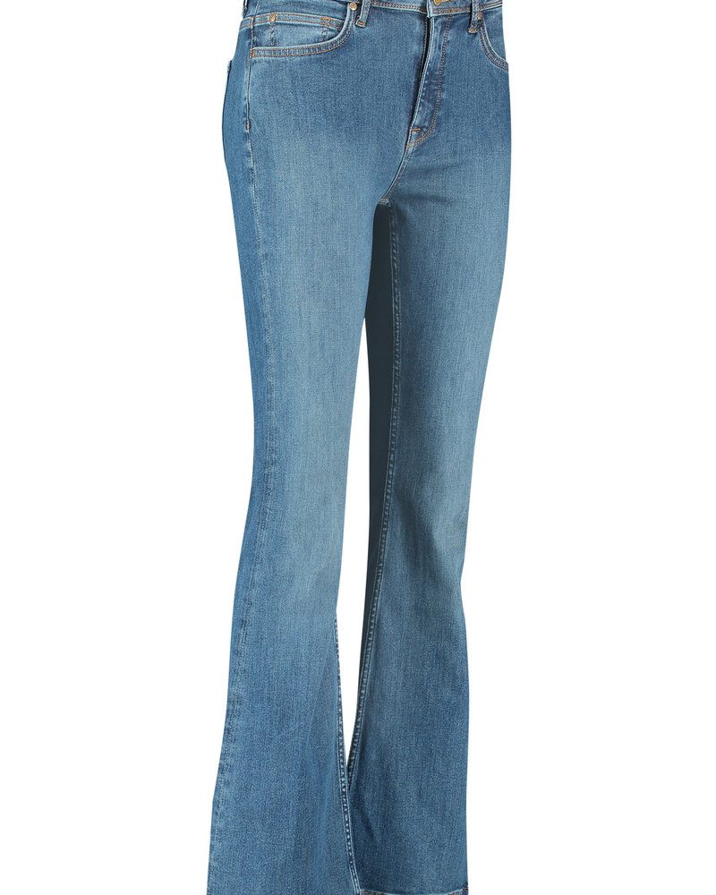 Studio Anneloes Groovy Flare Jeans Trousers