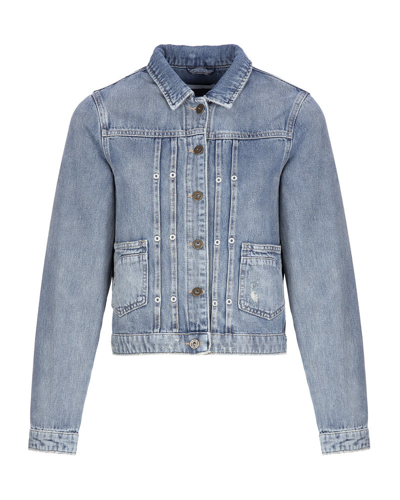 By-Bar Smile Jacket