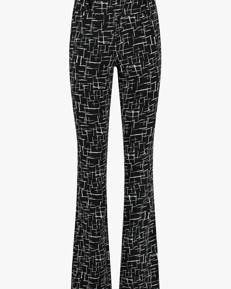 Helena Hart 7266Paint Flair Stretch Pants