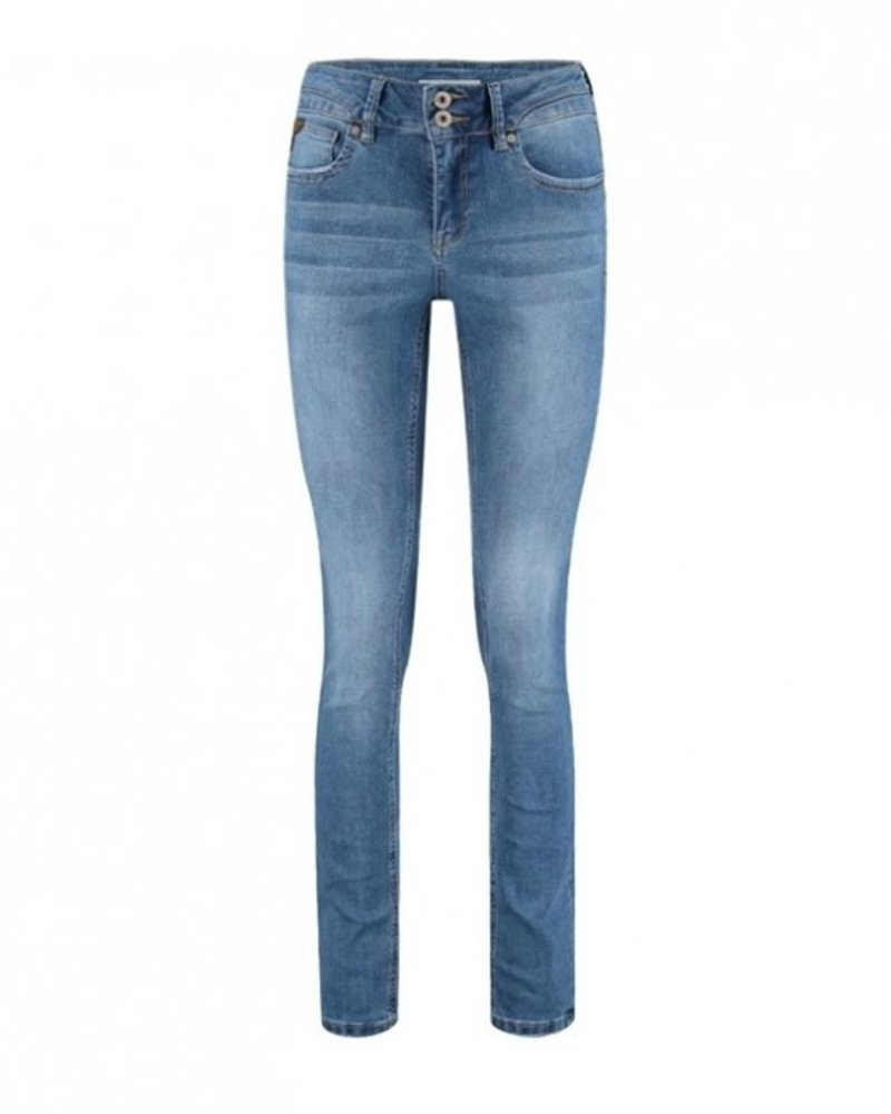 Red Button Cathy Jeans