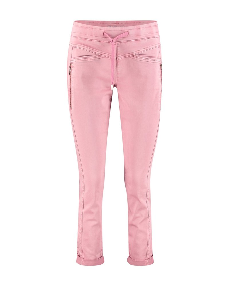 Red Button Tessy crp jog color Pink