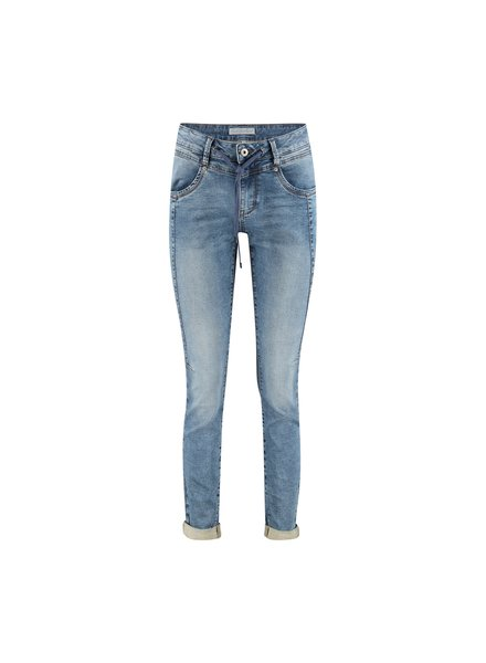 Red Button Relax jogdenim stone used