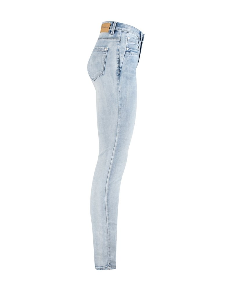 Red Button Jimmy Jeans Bleach Repreve
