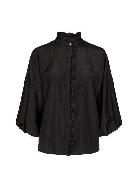 Co'Couture Keeva Frill Shirt