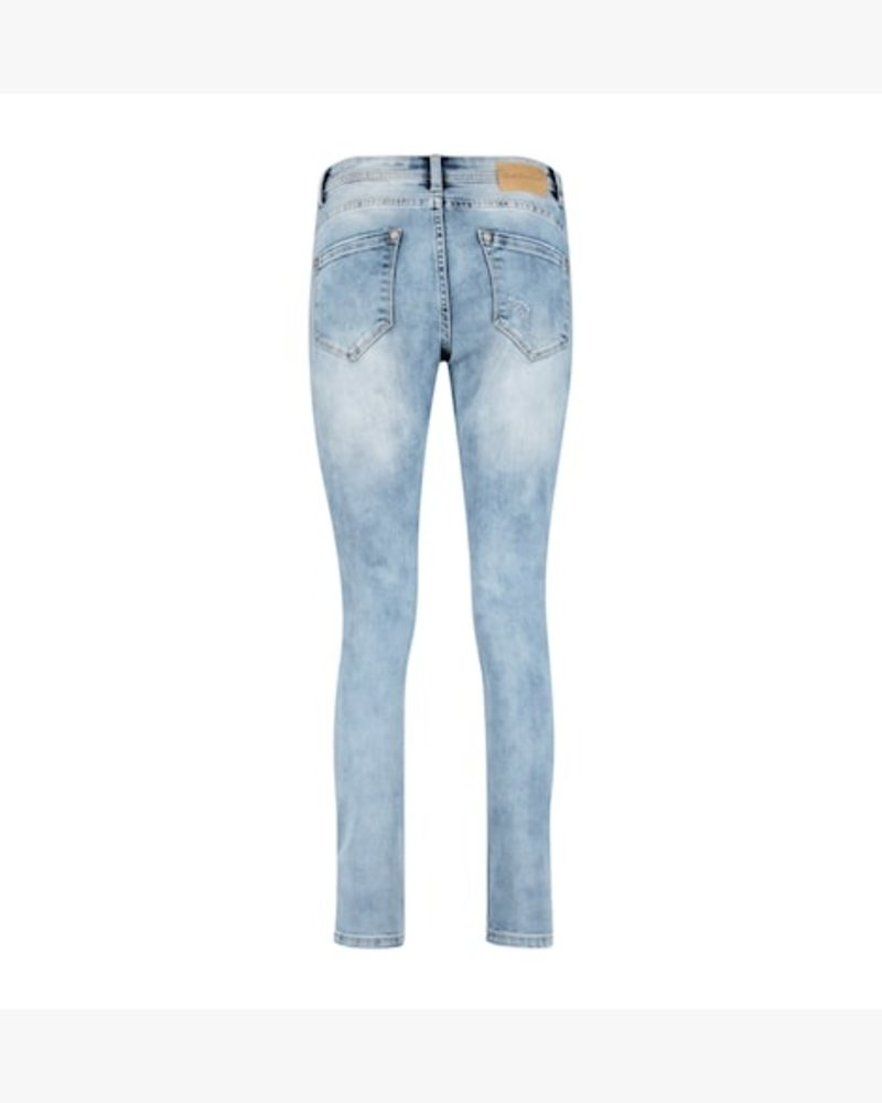 Red Button Laila Jeans