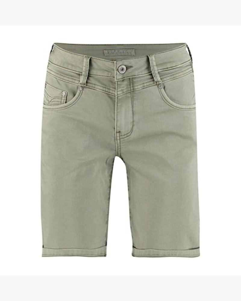 Red Button Relax Jog Short Color