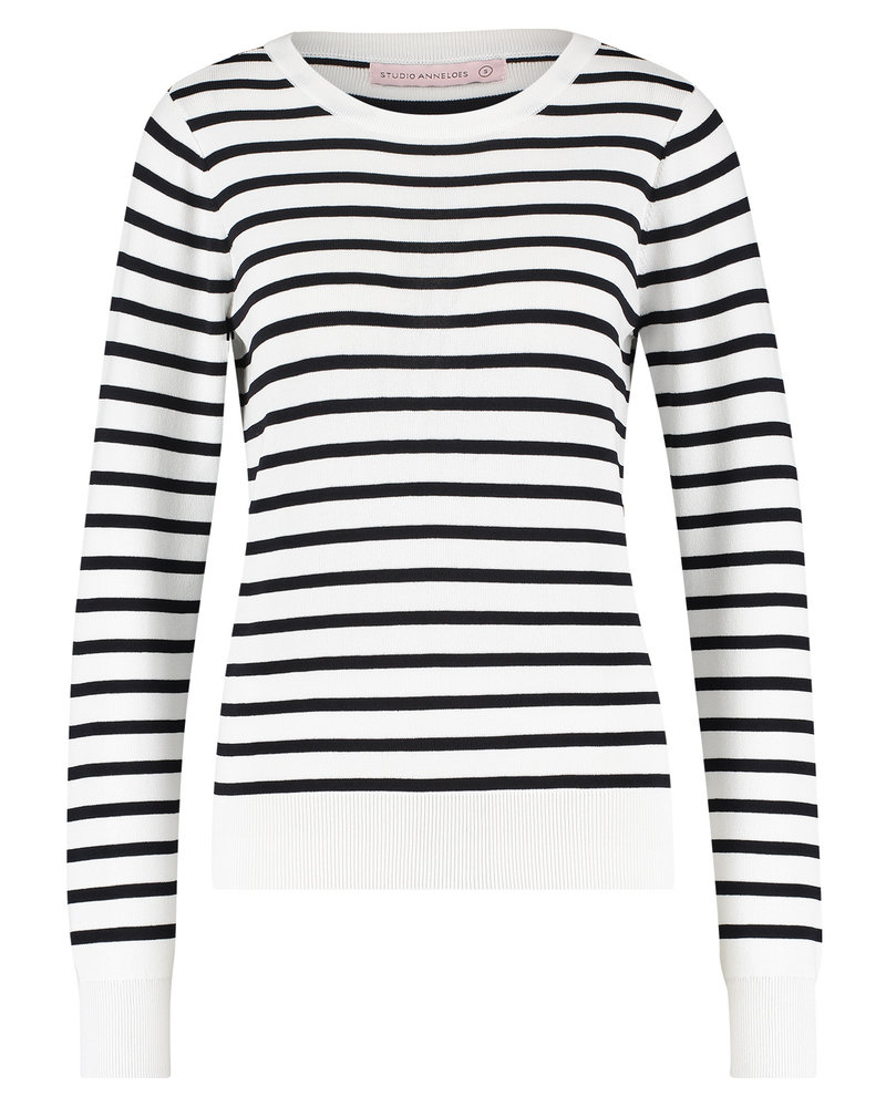 Studio Anneloes Quinty Stripe Pullover