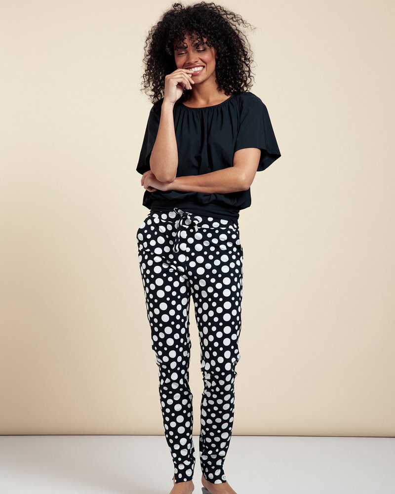Studio Anneloes Upstairs Dot Trousers