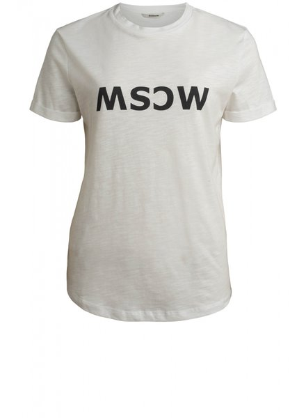 Moscow Gone Print T-Shirt