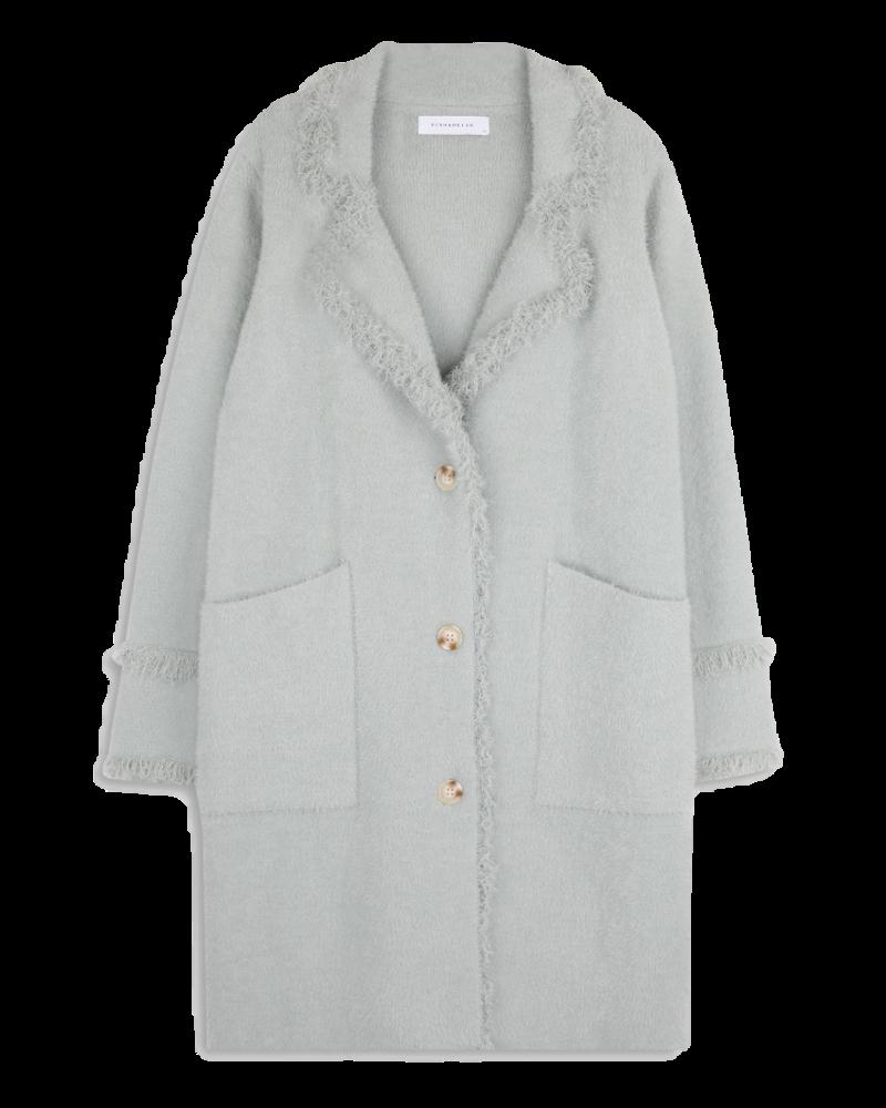 Rino Pelle Catena Knitted Coat