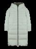 Rino Pelle Keila Reversible Long Hooded Puffer