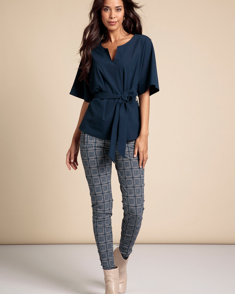Studio Anneloes Margot Check Trousers