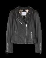 Rino Pelle Ghost Leather Biker Jacket