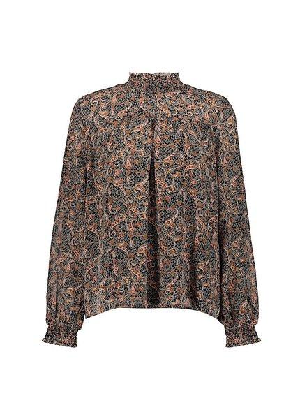 Geisha Fashion Blouse Smock 13850-26