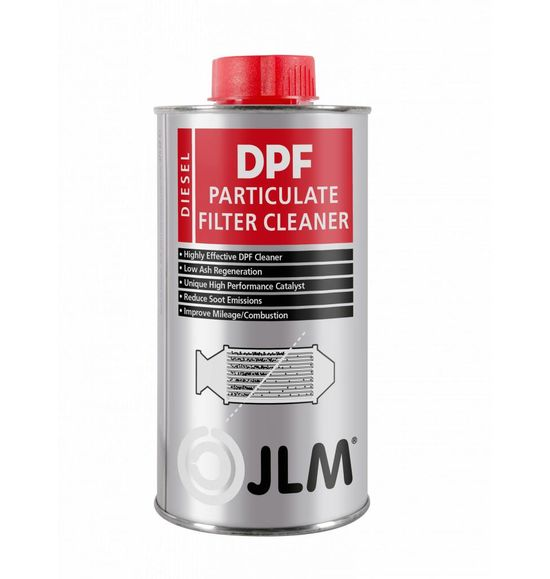 JLM Lubricants Diesel Roetfilter Reiniger