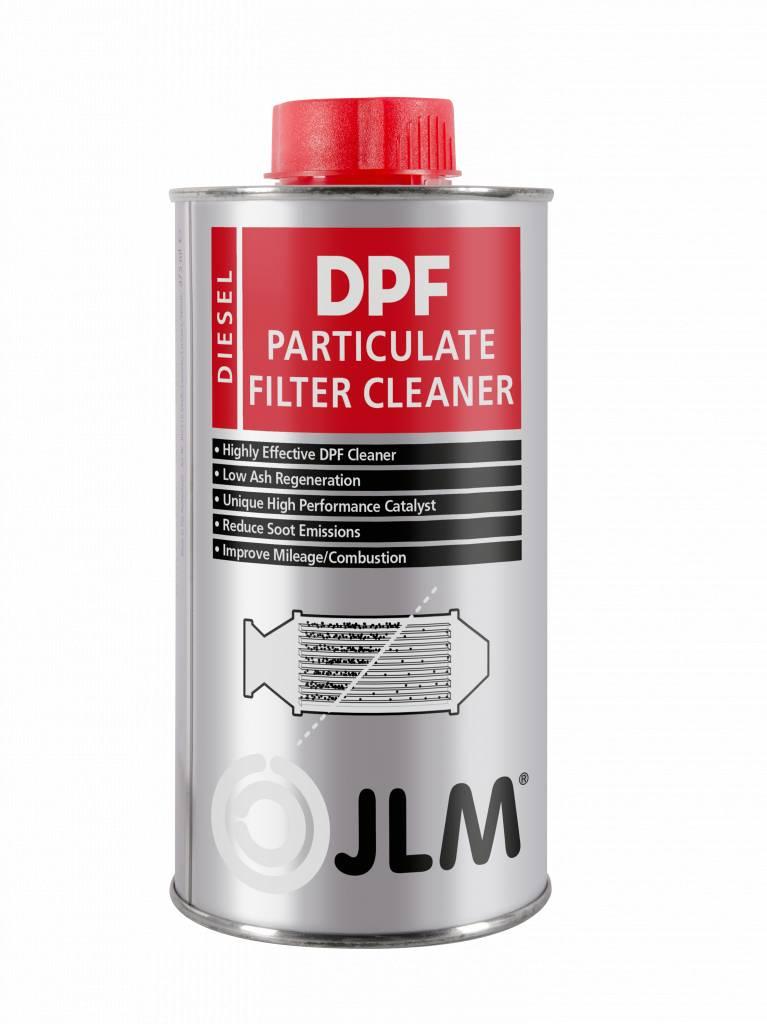 JLM Lubricants  Diesel Roetfilter-reiniger