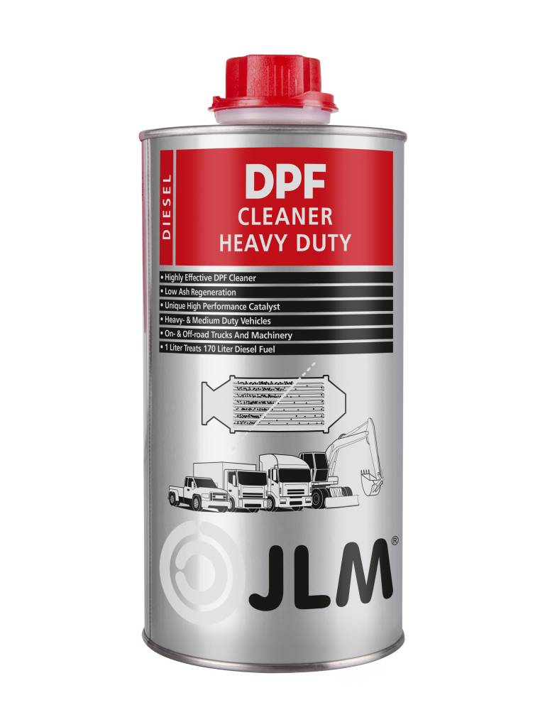JLM Lubricants  Diesel DPF  Cleaner Heavy Duty
