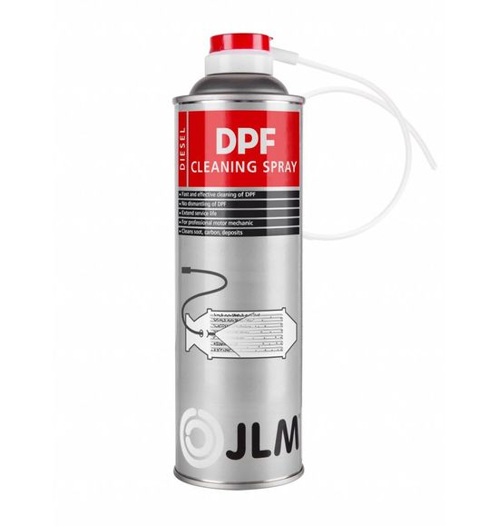 JLM Lubricants Diesel Particulate Filter Cleaner Spray