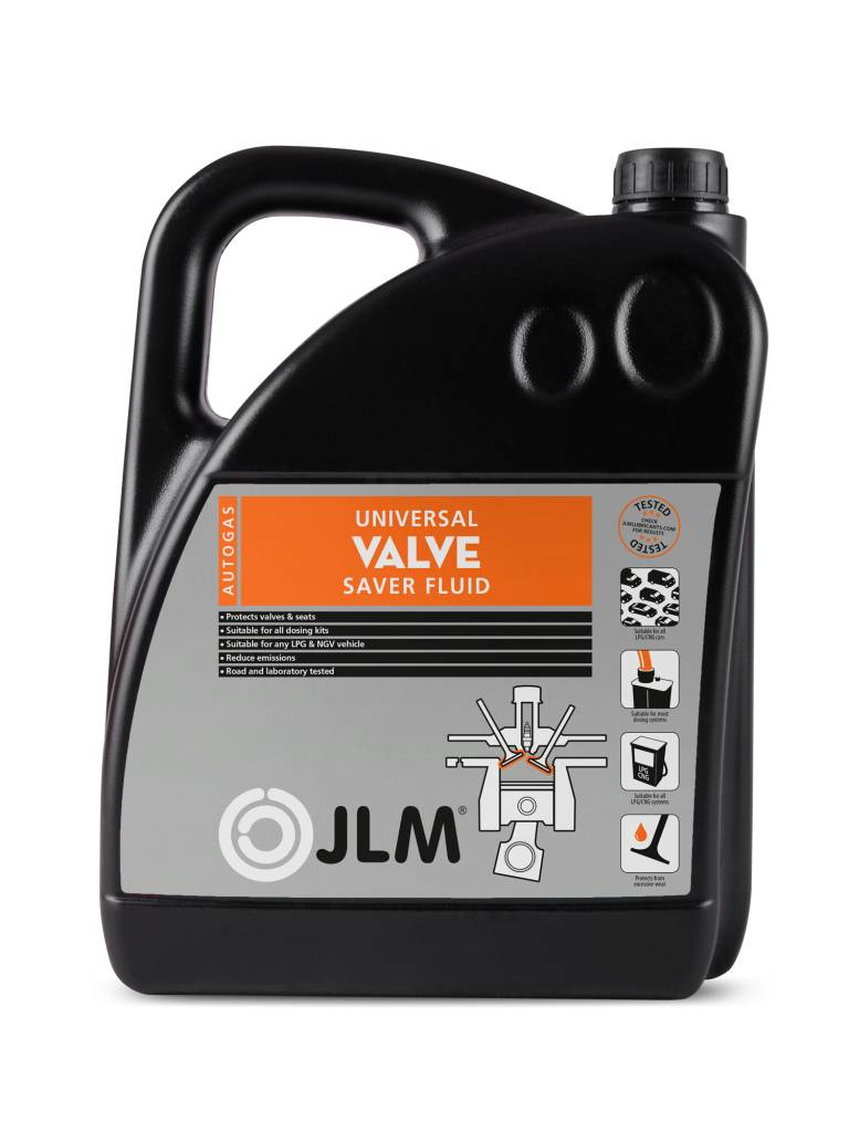 JLM Lubricants  Valve Saver Fluid 5L