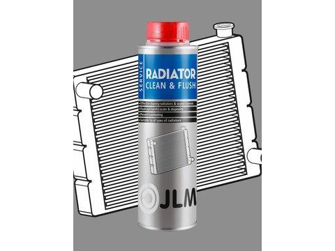 JLM Lubricants  Radiator Spoeling & Reiniging