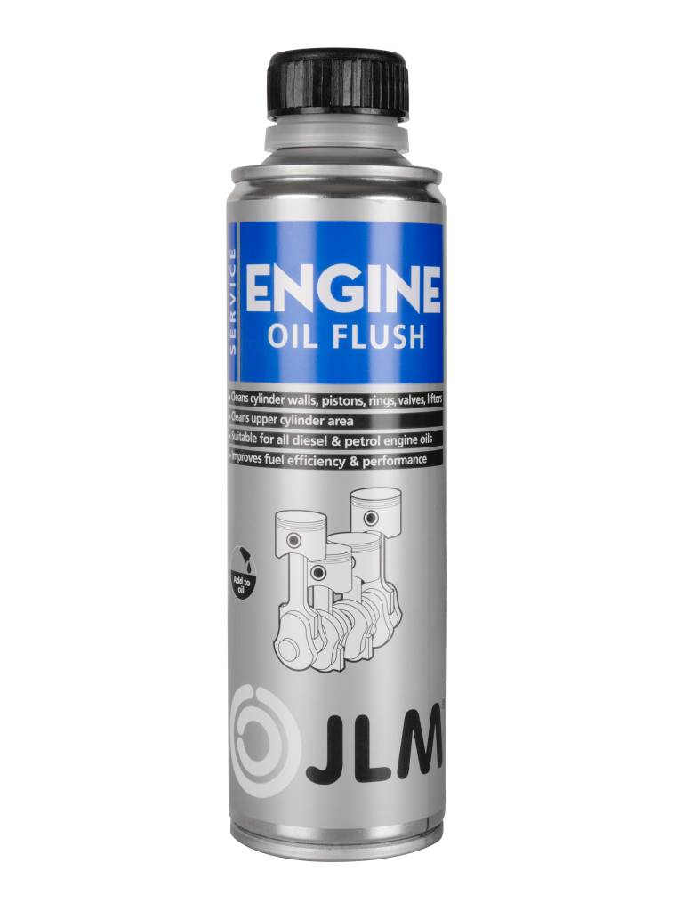 JLM Lubricants Engine Oil Flush 250ml PRO