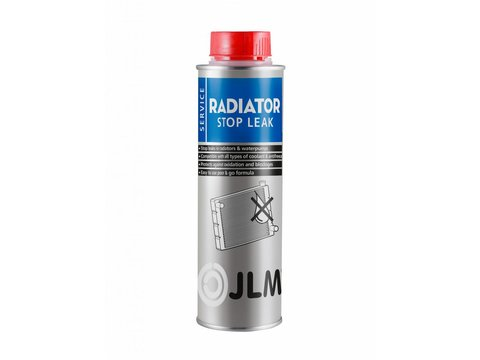 JLM Lubricants  Stop lek Radiateur  & koelwater conditioner