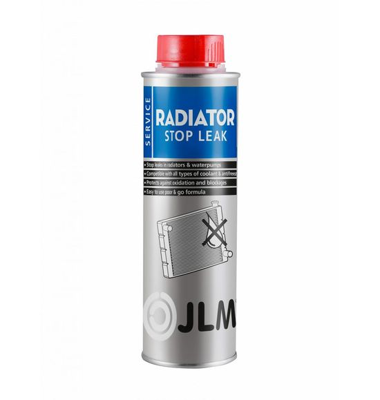 JLM Lubricants Radiator Stop Leak Sealer & Condtioner 250ml