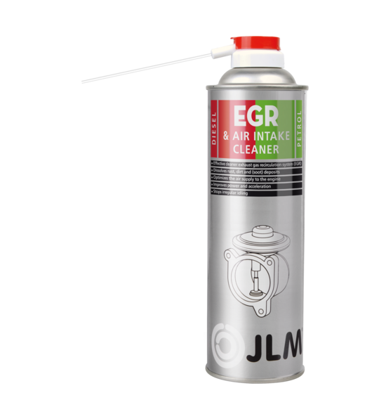 JLM Lubricants EGR Cleaner / Air Intake Cleaner 500ml PRO