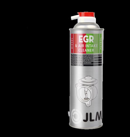 JLM Lubricants Petrol Air Intake Cleaner 500ml PRO