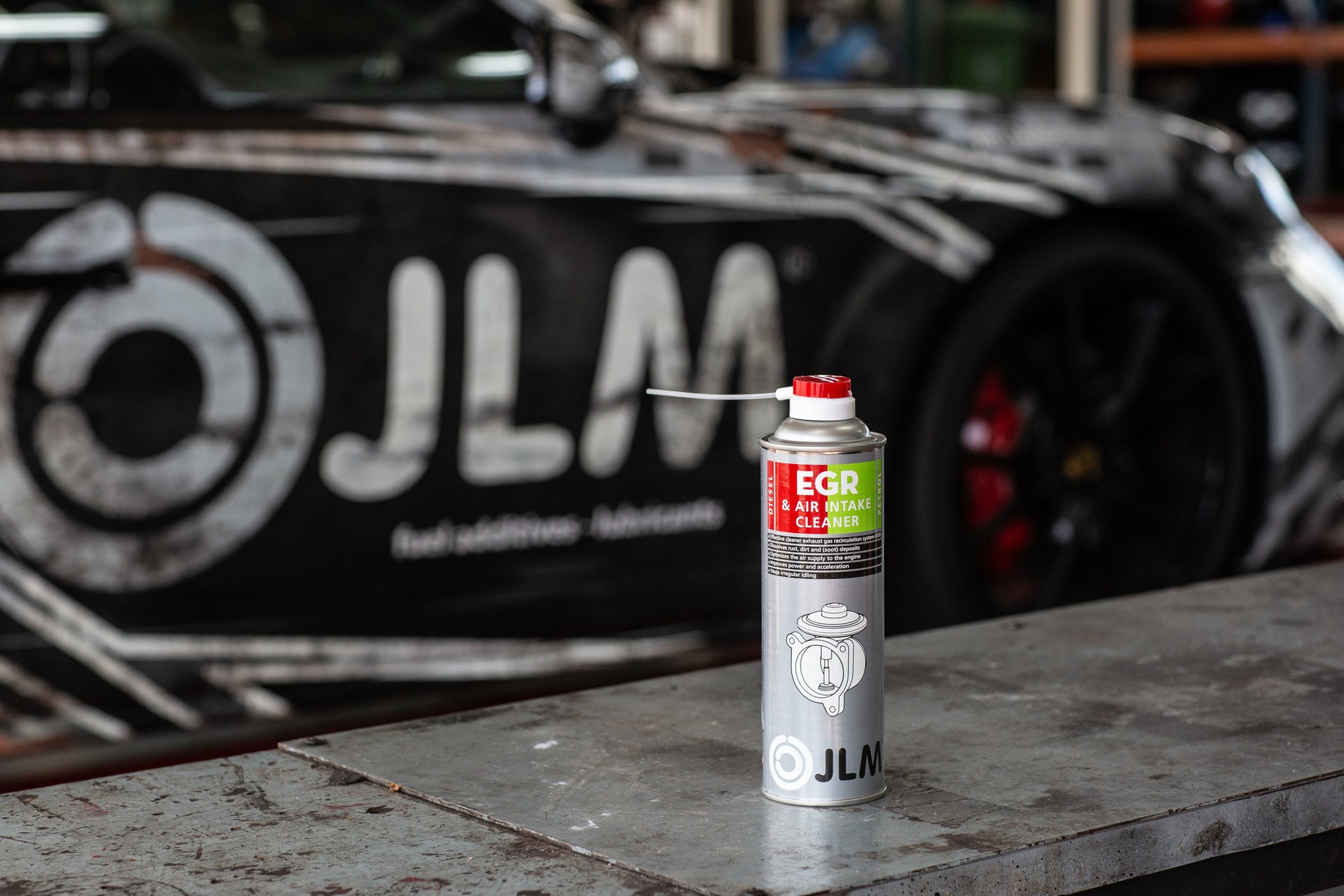 JLM Lubricants  Petrol Air Intake Cleaner 500ml PRO