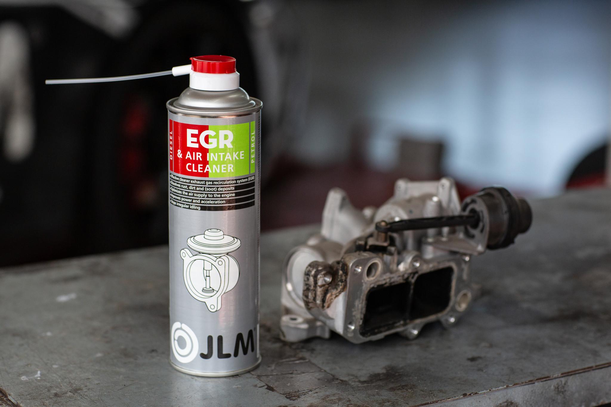 JLM Lubricants EGR Reiniger / Luchtinlaat reiniger JLM Lubricants voor diesel en benzine