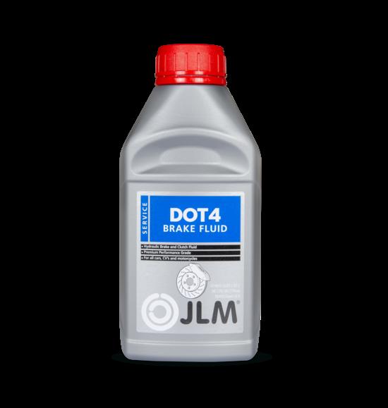 JLM Lubricants Brakefluid Dot 4 500ml