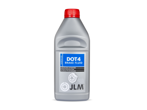 JLM Lubricants Brakefluid Dot 4 1000ml