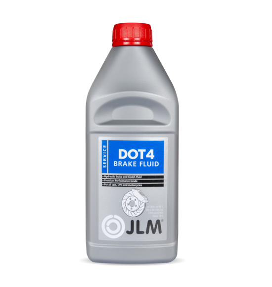 JLM Lubricants Brakefluid Dot 4 - 1000ml