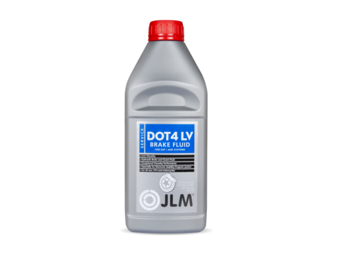 JLM Lubricants Roeivloeistof Dot 4 LV / EPS / ABS - 1000ml