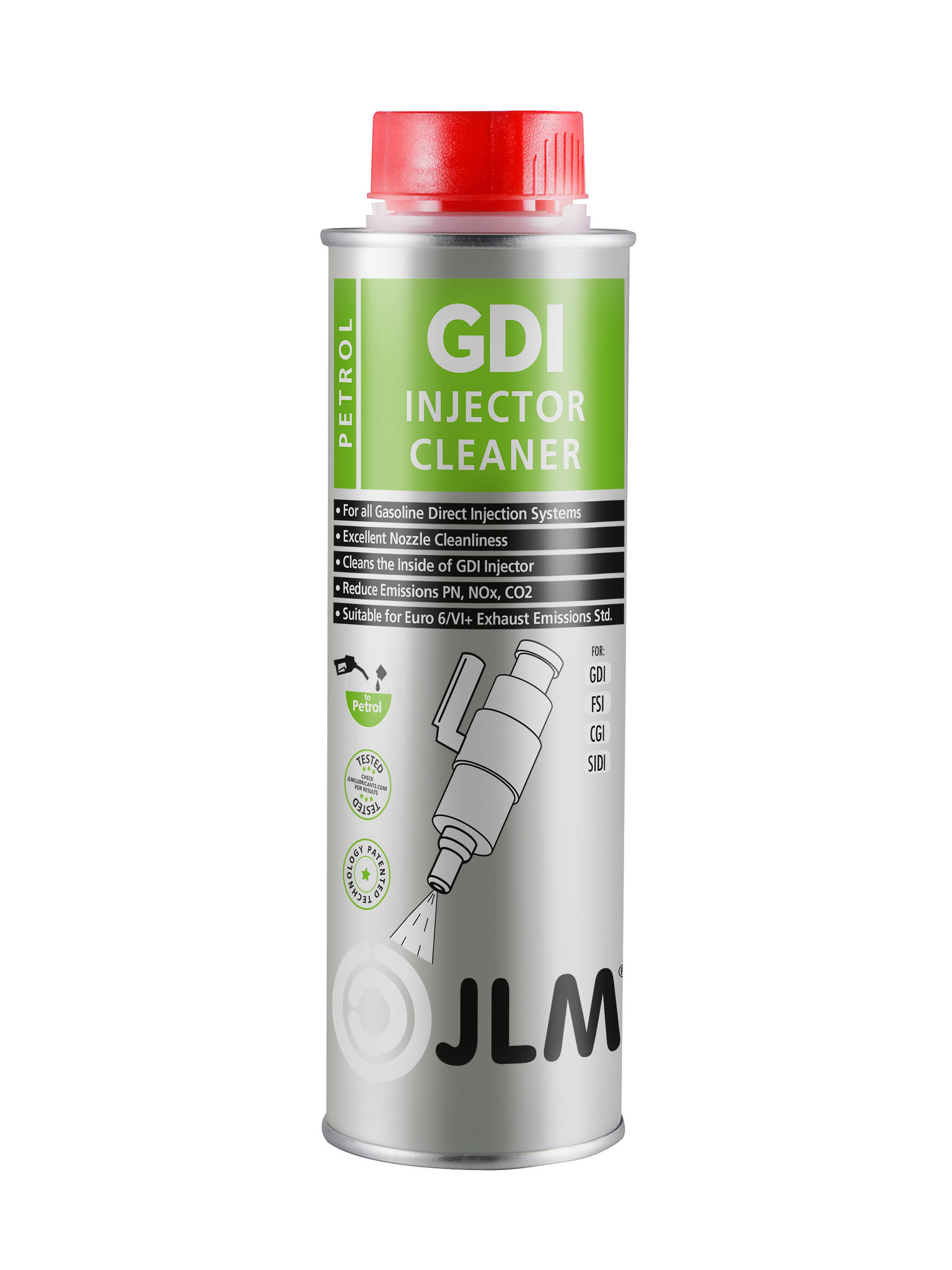 JLM Lubricants JLM Petrol GDI Injector Cleaner 250ml