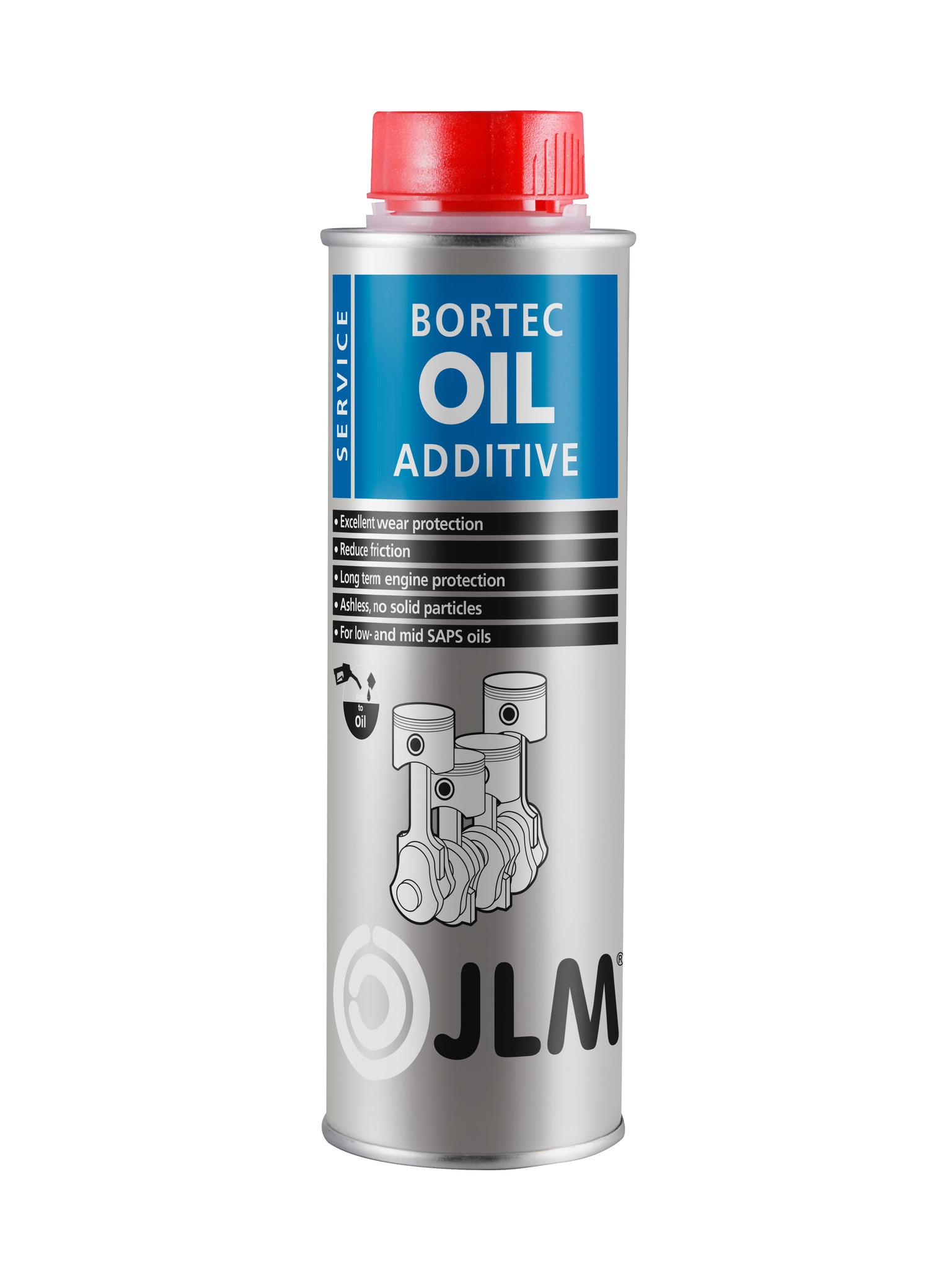 JLM Bortec Oil Addtive 250ml