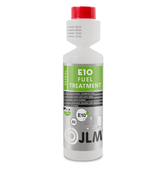 JLM Lubricants JLM  Petrol E10 Fuel Treatment 250ml