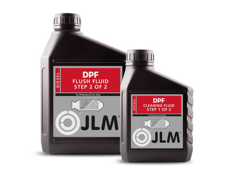 JLM Lubricants JLM Diesel clogged  DPF Cleaning & Flush Fluidpack
