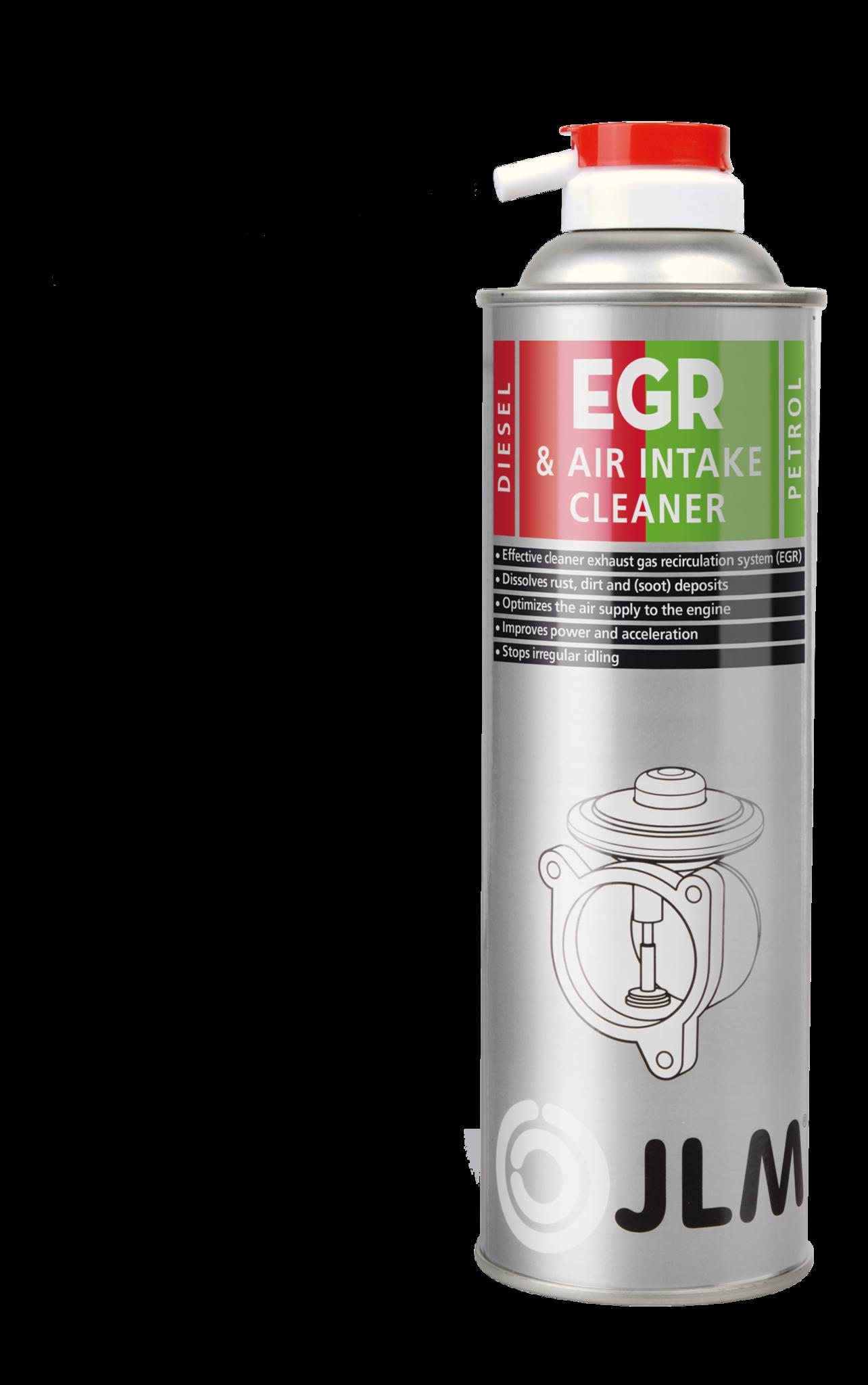 JLM Lubricants Diesel Luchtinlaat & EGR cleaner / reiniger