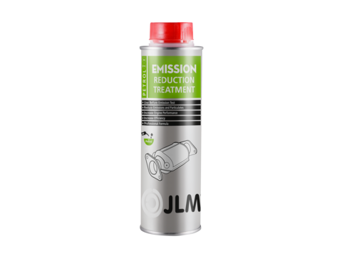 JLM Lubricants Petrol Emission Reduction Treatment