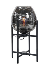 Mini Tafellamp Fantasy E27  Zwart