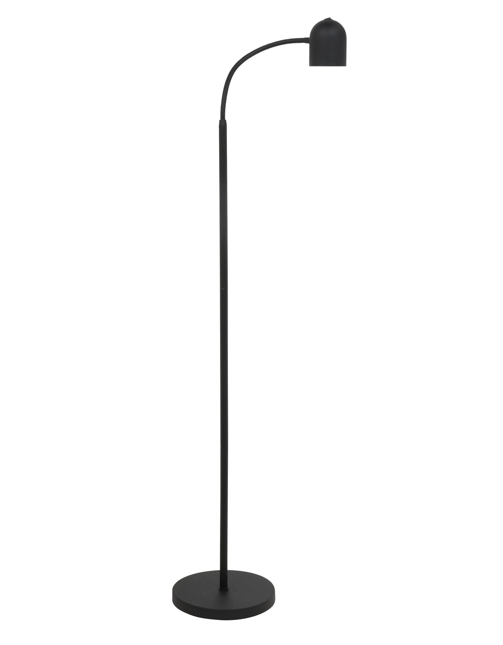 Vloerlamp Umbria 5W 2700K LED Mat Zwart